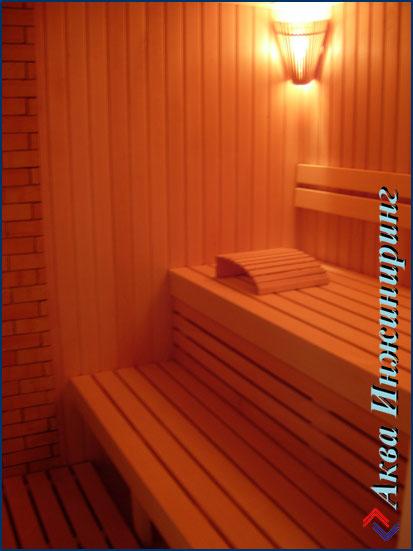 Как сделать влажный пар в бане